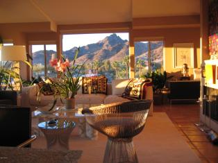 Gilbert home - San Tan view